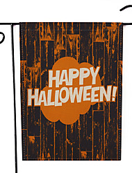 cheap -2021 new hot and hot halloween pattern double-sided printing garden flag factory direct sales support customized