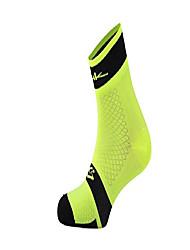 cheap -spiuk xp summer men's socks xp summer white/yellow av