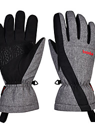 cheap -Ski Gloves Snow Gloves for Women Men Touchscreen Thermal Warm Waterproof Thinsulate Full Finger Gloves Snowsports for Cold Weather Winter Skiing Snowboarding