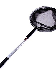 cheap -Landing Net 1.7 m Nylon 8.8 mm Adjustable Sea Fishing Bait Casting Freshwater Fishing