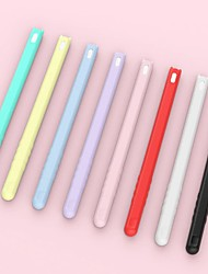 cheap -Silicone Case for Apple Pencil 2nd Generation Holder Sleeve Skin Pocket Cover Accessories Kit for iPad Pro 11 12.9 inch 2018 Cute Soft Grip Pouch Cap Holder and 2 Protective Nib Covers