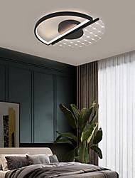 cheap -LED Ceiling Light 42 52 cm Circle Design Flush Mount Lights Aluminum Artistic Style Modern Style Stylish Painted Finishes LED Modern 220-240V