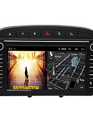 cheap -Android 9.0 Autoradio Car Navigation Stereo Multimedia Player GPS Radio 8 inch IPS Touch Screen for Peugeot408 2010-2013 1G Ram 32G ROM Support iOS System Carplay