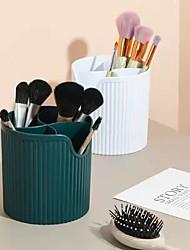 cheap -Makeup Brush Pen Holder Desktop Storage Box 12*12.5CM