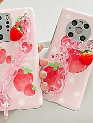 cheap -Phone Case For Huawei Back Cover Nova 8 Pro Nova 8 P40 P40 Pro P30 P30 Pro nova 7 SE Nova 7 5G nova 7 Pro 5G nova 5 Shockproof Dustproof Food Graphic TPU