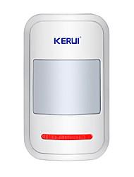 cheap -KERUI P819 Home Alarm Systems WIFI Platform WIFI 433 Hz for Home