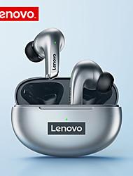 cheap -Lenovo LP5 True Wireless Headphones TWS Earbuds Bluetooth5.0 Ergonomic Design HIFI Deep Bass for Apple Samsung Huawei Xiaomi MI  Running Everyday Use Traveling Mobile Phone