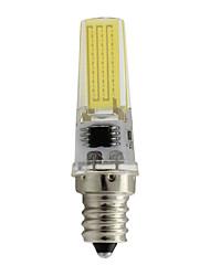 cheap -10pcs 6pcs 1pc 3 W LED Globe Bulbs 300 lm E12 2 LED Beads COB