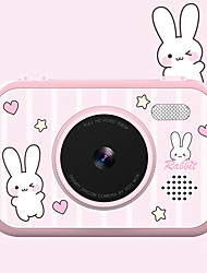 cheap -S5 Kids Camera Rechargeable Recording Image and Video Function Kids Games E-book 3.5 inch 28MP Gift