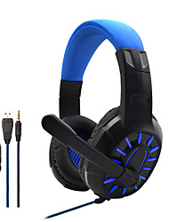 cheap -G309 Gaming Headset USB 3.5mm Audio Jack PS4 PS5 XBOX Ergonomic Design Retractable Stereo for Apple Samsung Huawei Xiaomi MI  PC Computer Gaming