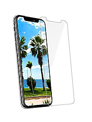 cheap -screen protector compatible with iphone 11, premium 9h hardness tempered glass film for iphone xr, 3d touch support, anti-scratch, case friendly, no bubbles, easy installation, hd clarity, 6.1 inch