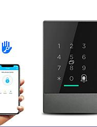 cheap -NX3 Aluminium alloy lock Smart Home Security System Password unlocking / Mechanical key unlocking / APP unlocking Household / Home / Office / Villa Security Door / Wooden Door / Stainless Steel Door