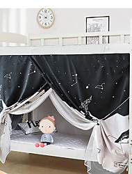 cheap -Bunk Bed Curtain Student Bunk Easy Install Easy Install Wholesale Thickening High Net