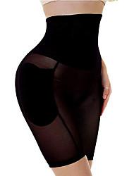 cheap -Women Hip and Butt Enhancer 4 Removable Pads Panties High Waist Trainer Shaper