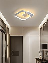 cheap -LED Ceiling Light 23 cm Circle Design Geometric Shapes Flush Mount Lights Aluminum Modern Style Stylish Painted Finishes LED Modern 220-240V