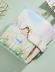 cheap -A5 Cute Cartoon Journal Notebook back to school gift office Diary Planner Agenda Sketchbook Suitable 18.8*13.3cm