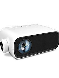cheap -YG280 Mini Projector Portable Video Projector 1080P Supported LCD LED Home Theater Projector  Compatible with HDMI USB AV with 50000 Hrs Lamp Life