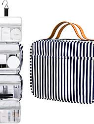 cheap -Storage Organization Cosmetic Makeup Organizer Cloth Rectangle Shape Portable / Multilayer 29*25*11CM