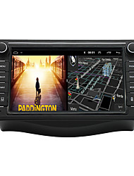 cheap -Android 9.0 Autoradio Car Navigation Stereo Multimedia Player GPS Radio 8 inch IPS Touch Screen for Toyota RAV4 2007-2012 1G Ram 32G ROM Support iOS System Carplay