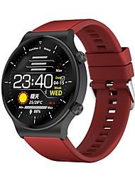 cheap -C12 Smartwatch Fitness Running Watch Bluetooth Pedometer Sleep Tracker Heart Rate Monitor Long Standby Compass Call Reminder IP68 45mm Watch Case for Smartphone Men Women