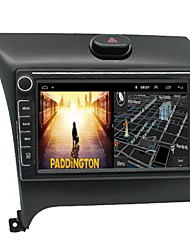cheap -Android 9.0 Autoradio Car Navigation Stereo Multimedia Player GPS Radio 8 inch IPS Touch Screen for Kia K3 2013-2017 1G Ram 32G ROM Support iOS System Carplay