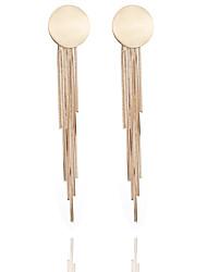 cheap -Women's Earrings Fashion Classic Earrings Jewelry Silver / Gold / Black For Street 1 Pair