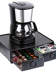 cheap -Coffee Pod Storage Drawer Holder, 36 Capsule Capacity