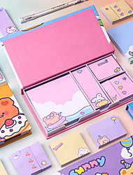 cheap -Kawaii Flower Creative Memo Pad Student Sticky Notes Notepad Office Planner Decoration School Stationary Supplies
