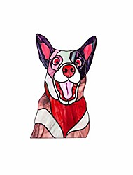 cheap -animal stickers pet dogs wall stickers animals wall sticker peel and stick wall art sticker decals for kids boys girls bedroom living room bathroom classroom