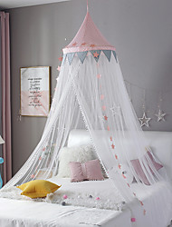 cheap -Bed Curtain Hairball Infant Baby Stars Wholesale Thickening High Net