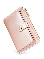 cheap -Other Material Violet / Blushing Pink / Gold 1 PC Change Purses / Credit Card Holders 13.5*9*2.3 cm
