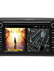 cheap -Android 9.0 Autoradio Car Navigation Stereo Multimedia Player GPS Radio 8 inch IPS Touch Screen for Volkswagen Santana Rapid 1G Ram 32G ROM Support iOS System Carplay