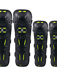 cheap -CS-820A1 Motorcycle Protective Gear  for Elbow Pads / Knee Pad Unisex ABS Safety Gear