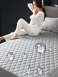 cheap -Antarctica Waterproof Fitted Sheet bedspread single piece urine proof breathable mattress dust cover thickened cotton clip Simmons protective cover