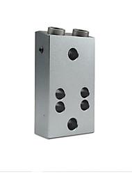 cheap -XK-R1 Woodworking Oblique Hole Punch Oblique Hole Locator Woodworking Tool Positioning Punch Set