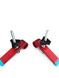 cheap -Aluminium Alloy Woodworking Press Plate Press Block T-Shaped Chute