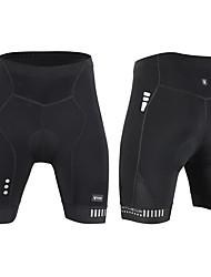 cheap -Women's Cycling Shorts Summer Elastane Bike Padded Shorts / Chamois Sports Black Mountain Bike MTB Road Bike Cycling Clothing Apparel Bike Wear Advanced Sewing Techniques / Micro-elastic