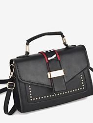 cheap -Women's Bags Crossbody Bag Daily Going out Handbags Earth Yellow Dark Green Black Red