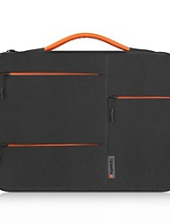 cheap -14 Inch Laptop / 16 Inch Laptop / 13 Inch Laptop Briefcase Handbags Polyester Solid Color for Men for Women for Business Office Waterpoof Shock Proof