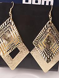 cheap -Women's Earrings Stylish Earrings Jewelry Silver / Gold For Street Gift Date 1 Pair