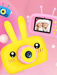 cheap -X9P Kids Camera Rechargeable Recording Image and Video Function Kids Games E-book 2 inch 20.0MP CMOS Gift