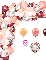 cheap -Wedding Room Party Birthday Background Layout Arch Decoration Balloon Chain Combination Package