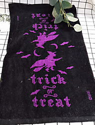 cheap -1 Cotton Blend Hand Kitchen Shower Towel(Set) Machine Washable Super Soft Highly Absorbent Quick Dry For Bathroom Hotel Spa Halloween 39*64cm