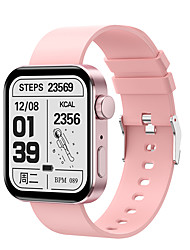 cheap -696 SB-NK20 Unisex Smart Wristbands Fitness Band Bluetooth Touch Screen Heart Rate Monitor Blood Pressure Measurement Hands-Free Calls Information Stopwatch Pedometer Call Reminder Sleep Tracker