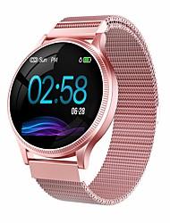 cheap -MK08 Smartwatch Fitness Running Watch Bluetooth Pedometer Sleep Tracker Heart Rate Monitor Long Standby Call Reminder Step Tracker IP 67 42mm Watch Case for Smartphone Men Women