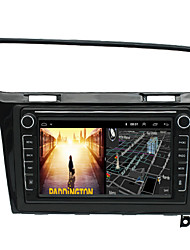 cheap -Android 9.0 Autoradio Car Navigation Stereo Multimedia Player GPS Radio 8 inch IPS Touch Screen for Volkswagen Golf7 2014-2018 1G Ram 32G ROM Support iOS System Carplay