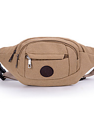 cheap -waist pack bag with adjustable strap for camping hiking hunting