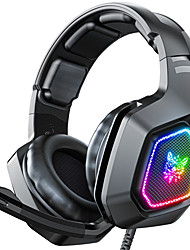 cheap -NO13-K10 RGB Gaming Headset USB Type C Ergonomic Design Stereo Deep Bass for Apple Samsung Huawei Xiaomi MI  PC Computer Gaming
