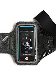 cheap -Running Armband Running Pack 0-20 L for Fitness Gym Workout Marathon Running Sports Bag Adjustable Waterproof Wearable Reflective Strip Mini Nylon Women's Men's Running Bag Adults