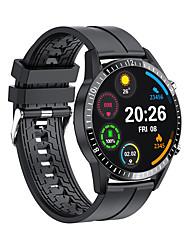 cheap -C19 Smart Watch Bluetooth Call Pedometer Heart Rate Blood Pressure Blood Oxygen Message Reminder Sports Bracelet